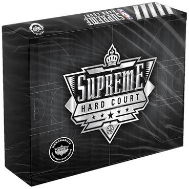 Upper Deck Authenticated 2017-18 NBA Supreme Hard-Court Case