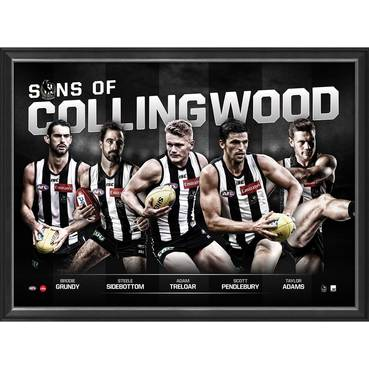 Collingwood Football Club 'Sons of Collingwood'