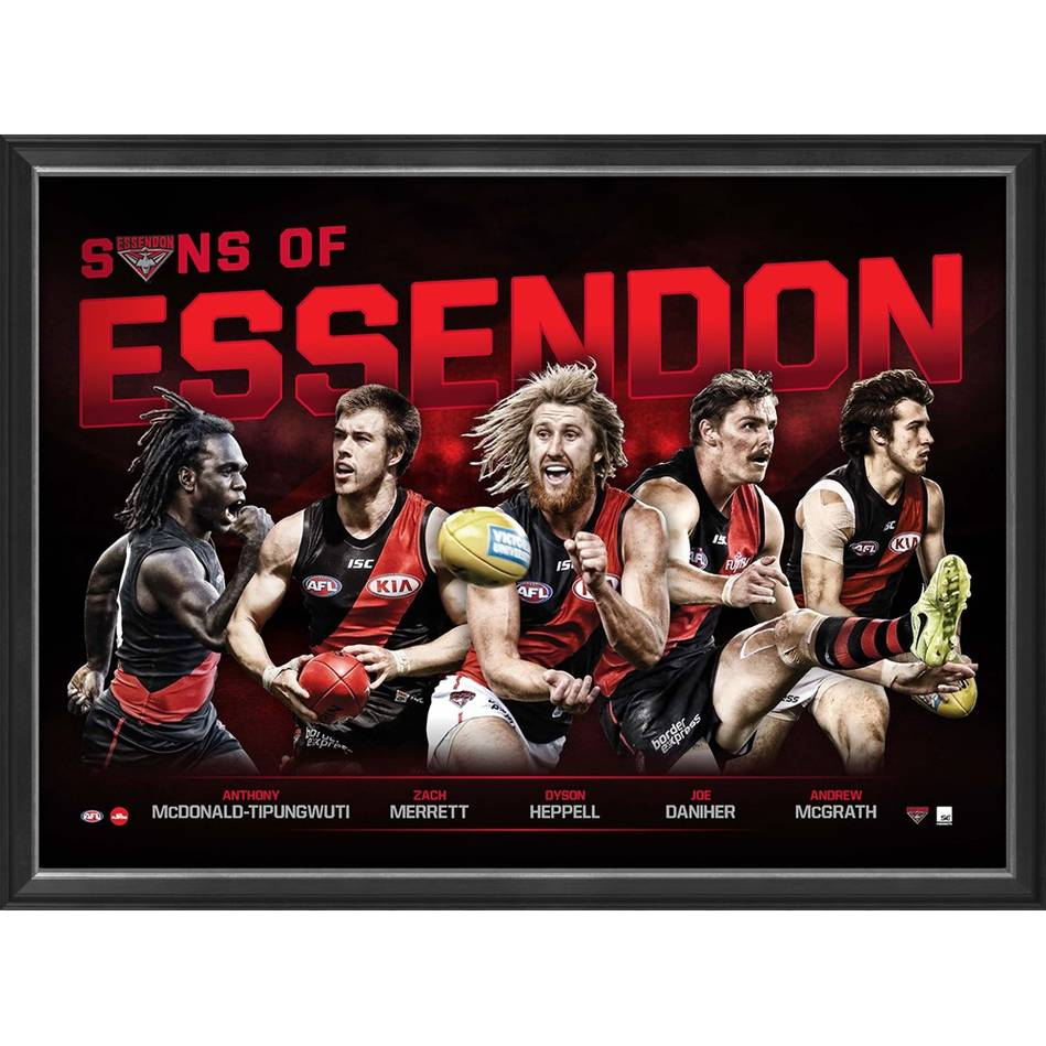 mainEssendon Football Club 'Sons of Essendon'0