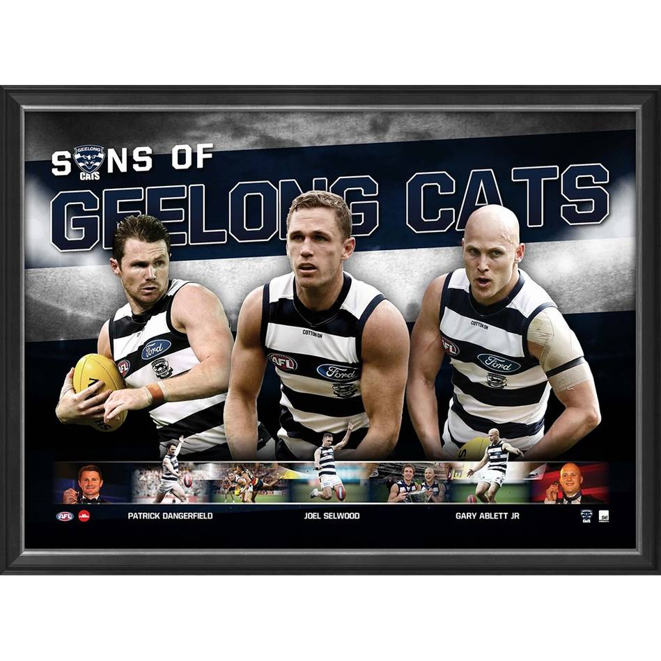 mainGeelong Cats 'Sons of Geelong'0