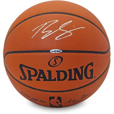 Ben Simmons Signed Spalding Ball