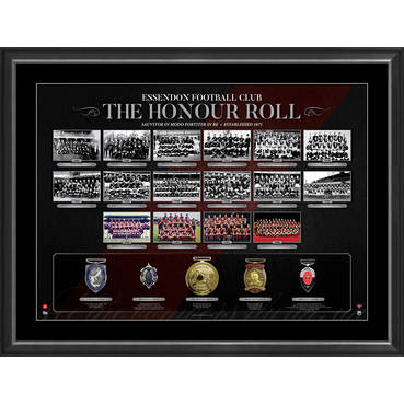 ESSENDON FOOTBALL CLUB 'THE HONOUR ROLL'